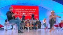 Nathaly Caldonazzo e Andrea Ippoliti, il confronto dopo Temptation Island Vip