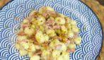 Gnocchi di patate con mortadella e pistacchi: il primo piatto cremoso che stupirà tutti!