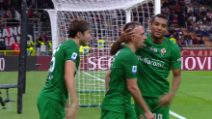Milan-Fiorentina, standing ovation di San Siro per Ribery