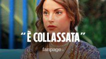 """Francesca De Andrè ha un malore a Live-Non è la D'Urso, Barbara: """"È collassata"""""""