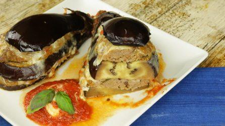 Melanzane ripiene di carne: il secondo piatto da leccarsi i baffi!