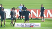 Champions, ultime sulla Juventus: Higuain-Dybala unico dubbio di Sarri