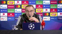 """Juve verso la Champions, Sarri: """"Higuain e Dybala insieme? Si può ma non dall'inizio"""""""