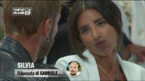 """Temptation Island VIP, Silvia Tirado: """"Sono elegante, Gabriele con me si reprime"""""""