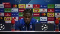 """Atalanta verso la Champions, Zapata: """"Abbiamo la mentalità per affrontare la Champions"""""""