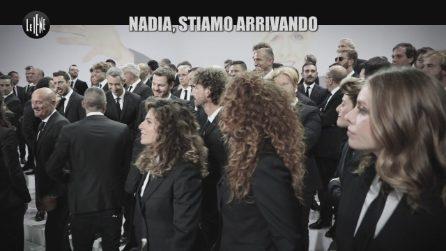 Omaggio a Nadia Toffa, la carica delle 100 Iene