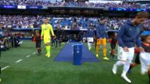 Champions, Real Madrid-Brugge 2-2: gol e highlights