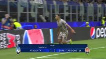 Champions, Atalanta-Shakhtar 1-2: gol e highlights