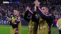 Champions Juve-Bayer Leverkusen 3-0: gol e highlights
