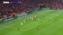 Champions, Galatasaray-Psg 0-1: gol e highlights