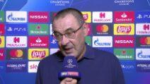 """Champions, Sarri: """"Dalla Juve grandi picchi di qualità"""""""