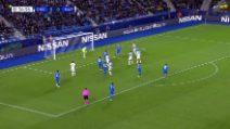 Champions, Genk-Napoli 0-0: highlights