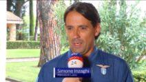"""Lazio in Europa League, Inzaghi: """"Vogliamo continuità. Rennes? Decisivo l'approccio"""""""