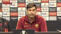 """Roma in Europa League, Fonseca: """"Giocherà Kalinic, Dzeko a riposo"""""""