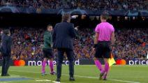 """Champions, Conte: """"L'arbitro avrebbe dovuto mostrarci più rispetto"""""""