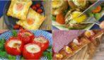 4 ricette con le uova per un pranzo sfizioso e pronto in pochi minuti!