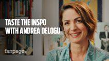 Taste The Inspo with Andrea Delogu