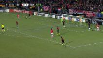 Europa League, AZ Alkmaar-Manchester United 0-0: gli highlights