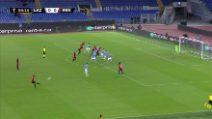 Europa League, Lazio-Rennes 2-1: gol e highlights