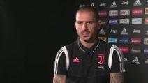 "Inter-Juventus, Bonucci: ""A Milano servirà una grande prestazione"""