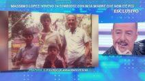 Domenica Live, Massimo Lopez: la sorpresa del fratello Alessandro
