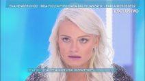 """Domenica Live, Mercedesz Henger: """"Lucas Peracchi non mi ha mai picchiato"""""""