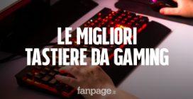 Le migliori tastiere da gaming