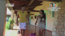 Temptation Island Vip, Serena Enardu decide di nascondere il weekend da sogno con Alessandro