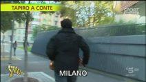 Inter, un Tapiro per Conte dopo la sconfitta con la Juventus