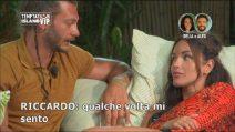Temptation Island Vip, Delia Duran si avvicina a Riccardo Colucci