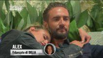 Temptation Island Vip, Alex Belli piange per Delia Duran