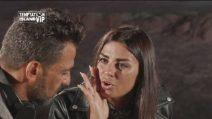 Temptation Island VIP - Serena e Pago: la prima parte del falò di confronto