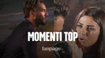 Temptation Island Vip, i 5 momenti top: la fuga di Alex Belli e il falò tra Pago e Serena