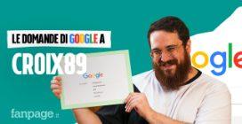 Croix89, foto, Instagram, Twitch, Pokémon: lo youtuber risponde alle domande di Google
