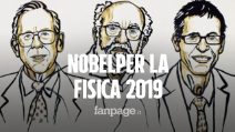 Nobel per la Fisica a James Peeble, Michael Mayor e Didier Queloz: cacciatori di pianeti alieni