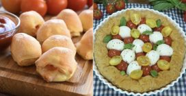 4 ways to make a special pizza!