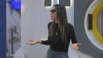 """GF Vip, Cecilia Capriotti contro Maria Teresa Ruta: """"Sono offesa, sto male da ieri"""""""