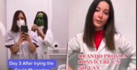 Le assistenti sanitarie smontano le fake news dei complottisti sul vaccino: l'ironia su TikTok