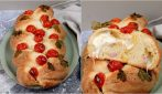 Savory braid: the simple idea for your dinner!