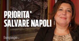 """Comunali 2021, Ciarambino (M5S): """"Il candidato sindaco? Serve prima la legge salva Napoli"""""""