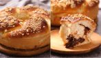 Crown cake: fluffy and sweet, the perfect brioche for your breakfast!