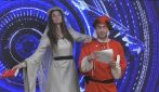 Grande Fratello VIP - Dante e Beatrice entrano nella Casa