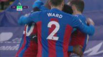 Crystal Palace-Sheffield Utd 2-0: highlights e il gol fantastico di Eze
