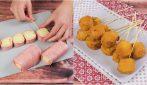 Spiedini al prosciutto e formaggio: i bocconcini che creano dipendenza!