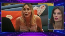 Grande Fratello VIP - La lite tra Stefania Orlando e Dayane Mello