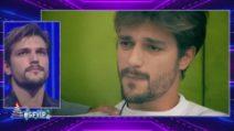 Grande Fratello VIP - Le lacrime di Andrea Zelletta per Natalia Paragoni