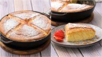 Panqueca Castella: o suflê doce pronto na frigideira em poucos minutos!