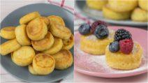 Bolinhos de frigideira: ideais para um café da manhã especial com amigos!