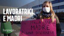 """""""Siamo lavoratrici e madri e non ci rispettano"""": la protesta delle operaie Yoox di Bologna"""