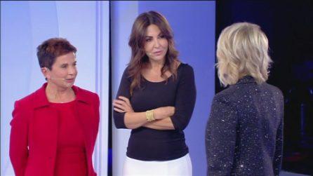 Sabrina Ferilli e la mamma Ida ospiti della prima puntata di C'è posta per te